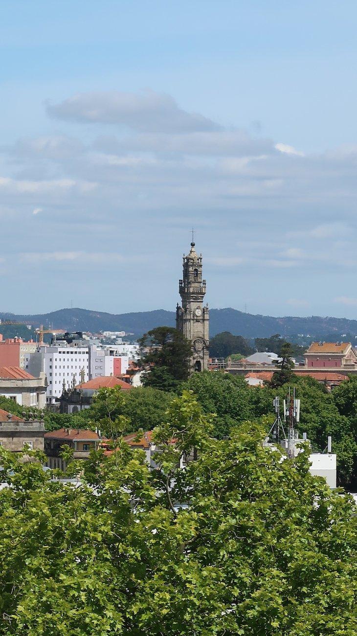 Vista Torre dos Clérigos - Porto 360 Palácio de Cristal - Porto © Viaje Comigo