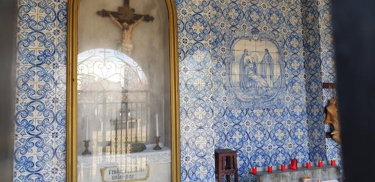 Capela do Senhor dos Aflitos, Igreja Matriz de Nossa Senhora do Rosário - Olhão - Algarve © Viaje Comigo