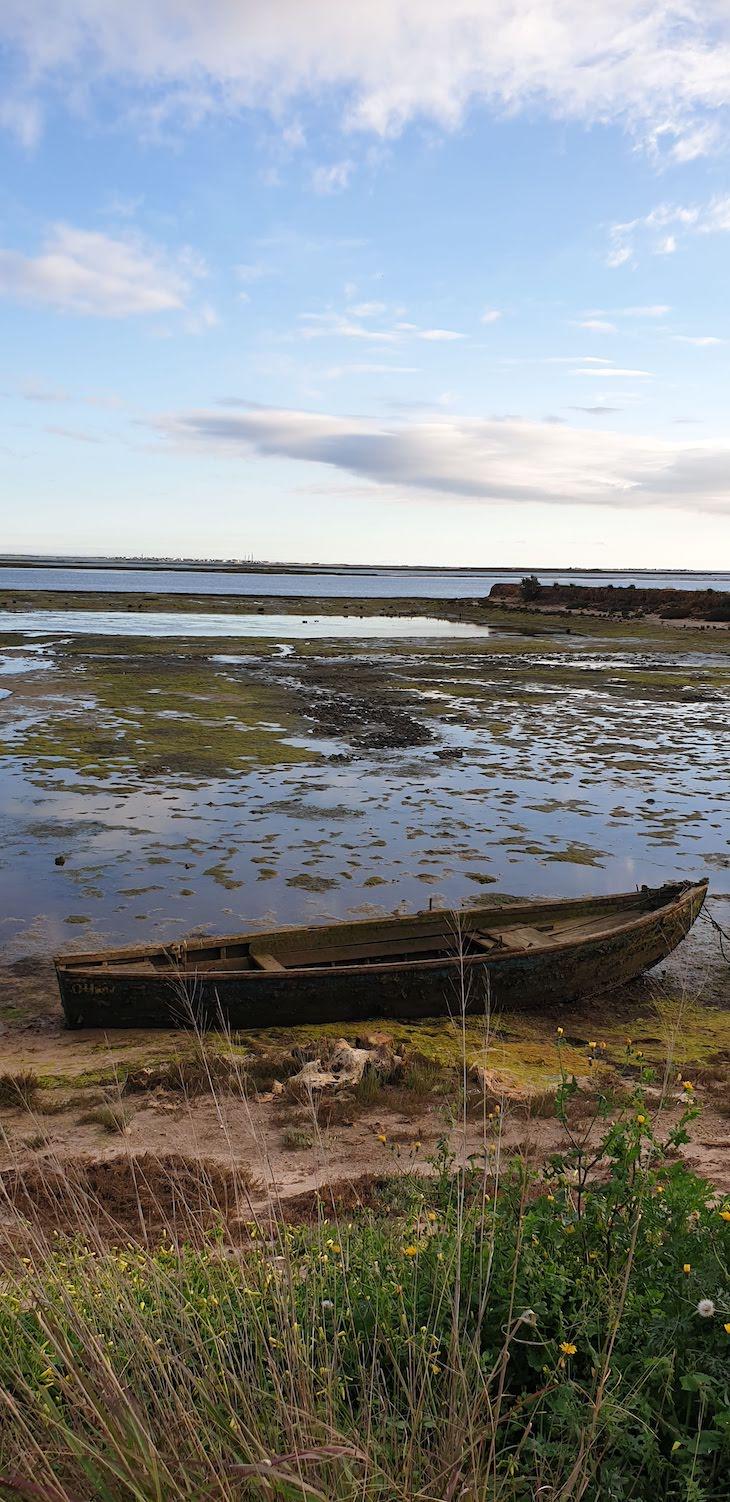 Ria Formosa e Salinas de Olhão - Algarve © Viaje Comigo