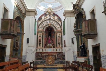 Capela de Nossa Senhora da Soledade - Olhão - Algarve © Viaje Comigo