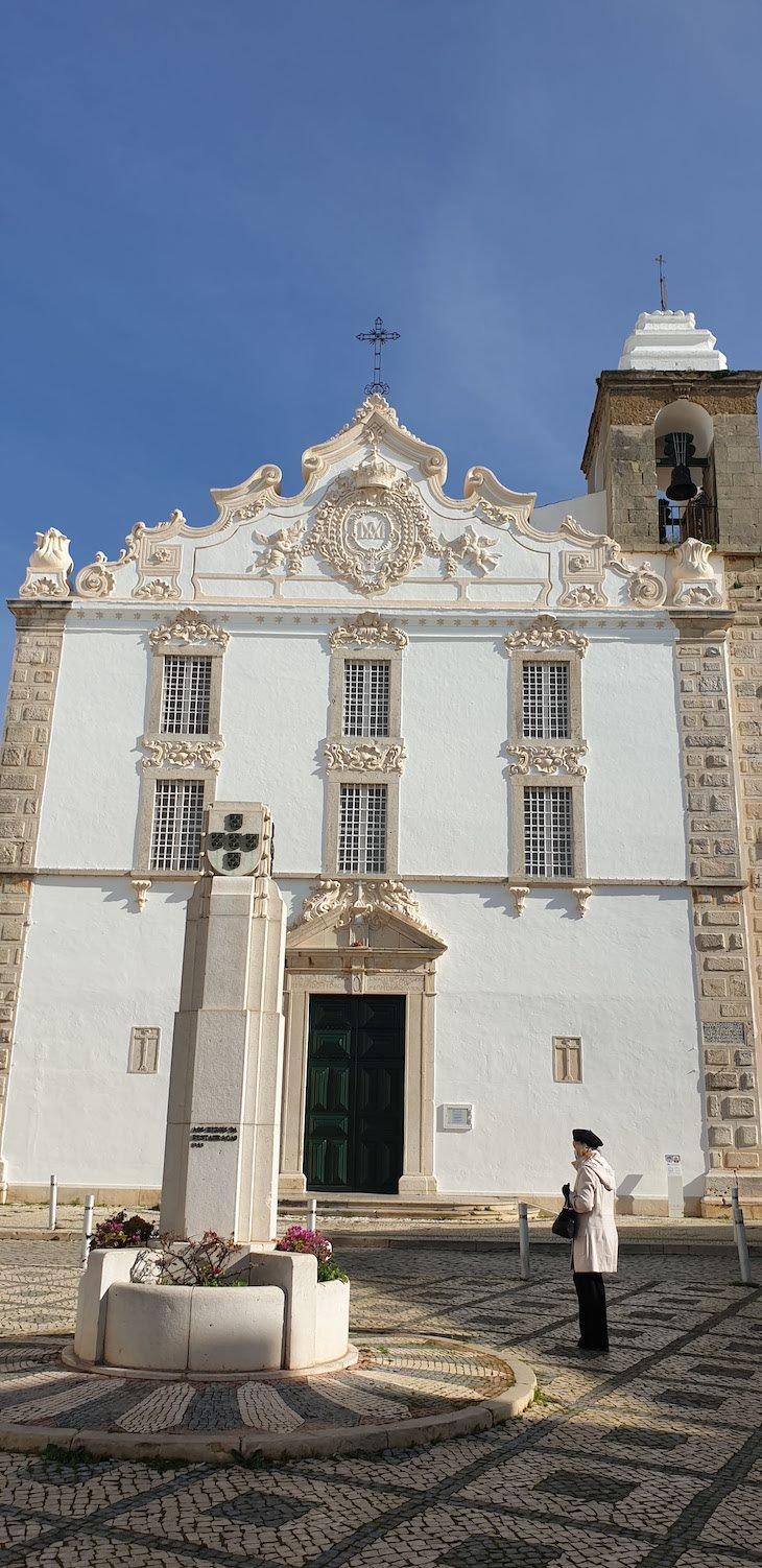 Igreja Matriz de Nossa Senhora do Rosário - Olhão - Algarve © Viaje Comigo