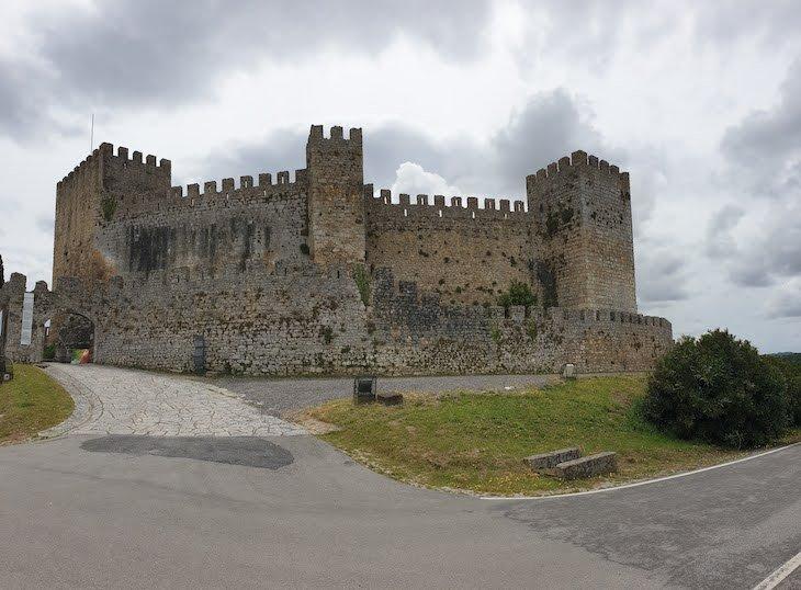 Vista do Castelo Montemor-o-Velho © Viaje Comigo