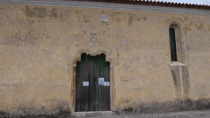 Igreja Santa Maria de Alcáçova - Castelo Montemor o Velho © Viaje Comigo