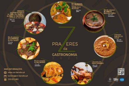 7 Prazeres da Gastronomia em Barcelos