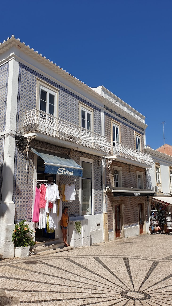 Albufeira - Algarve - Portugal © Viaje Comigo