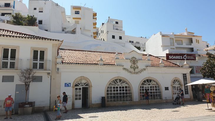 Central Elétrica de Albufeira - Algarve © Viaje Comigo