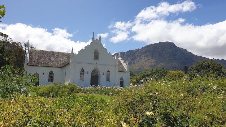 Franschhoek - África do Sul © Viaje Comigo