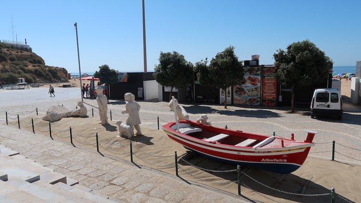 Praia dos Pescadores - Albufeira - Algarve © Viaje Comigo