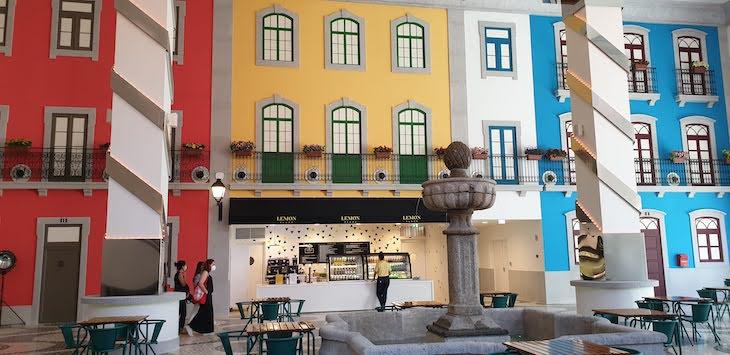 Lemon Plaza, WOW Porto - Vila Nova de Gaia © Viaje Comigo