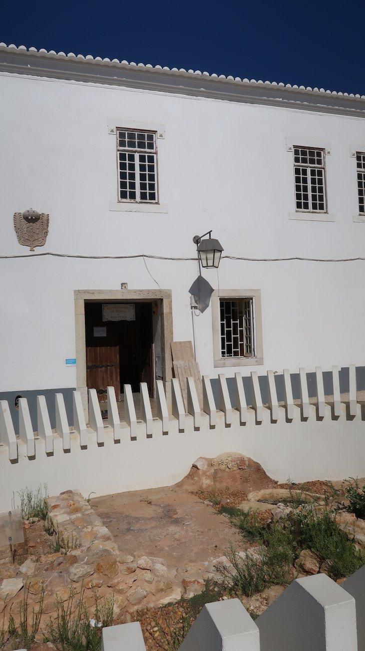 Museu Municipal de Arqueologia de Albufeira - Algarve - Portugal © Viaje Comigo
