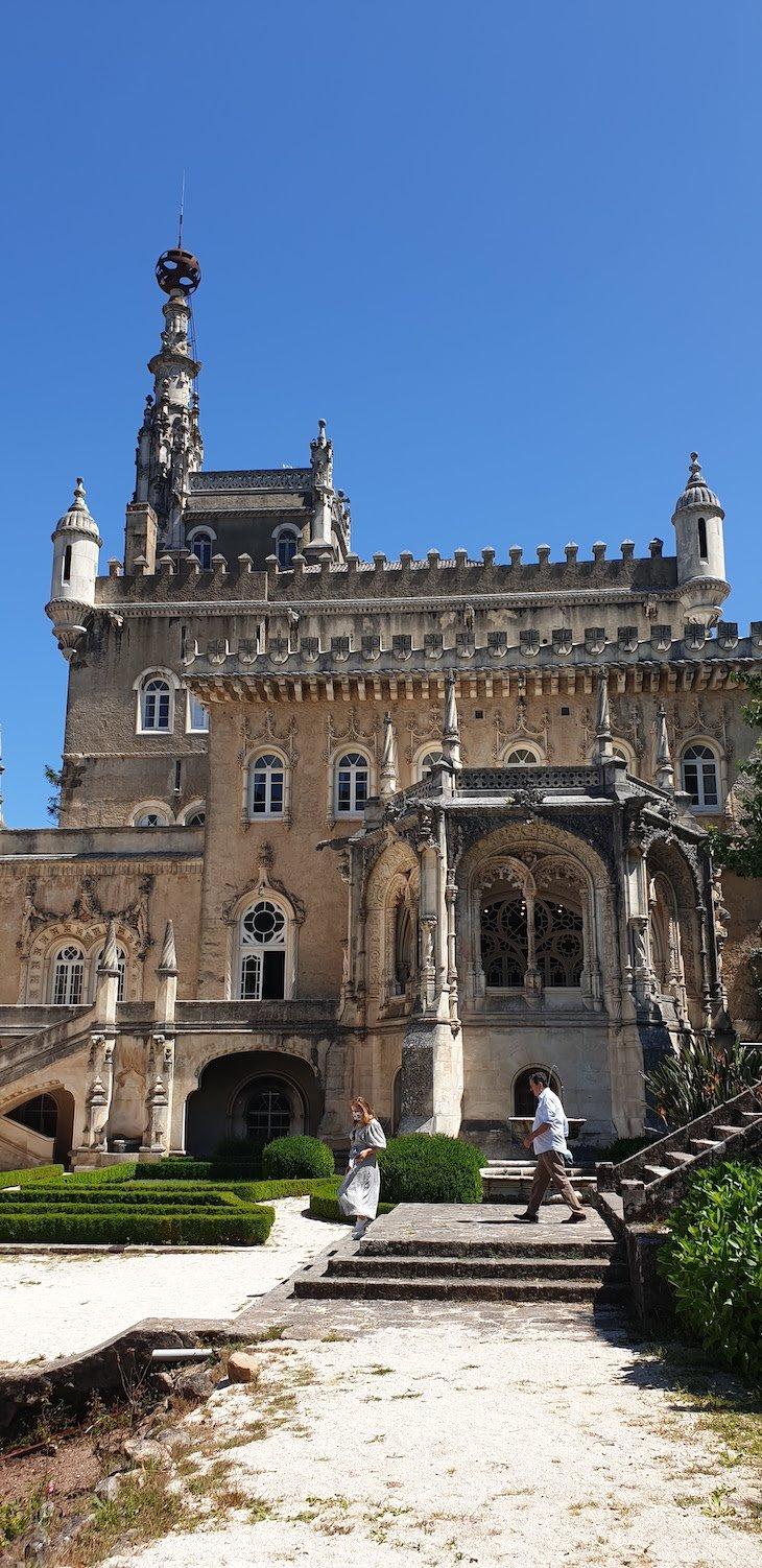 Palace Hotel do Bussaco - Portugal © Viaje Comigo