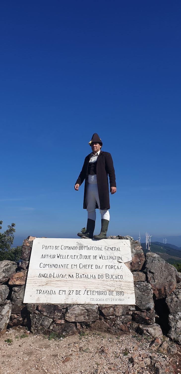 Posto de Comando de Wellington - Mortágua - Portugal © Viaje Comigo