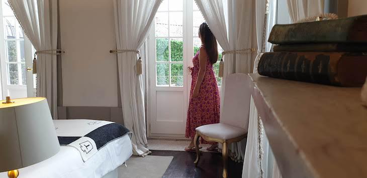 Susana Ribeiro no Torel Palace Porto - Porto - Portugal © Viaje Comigo