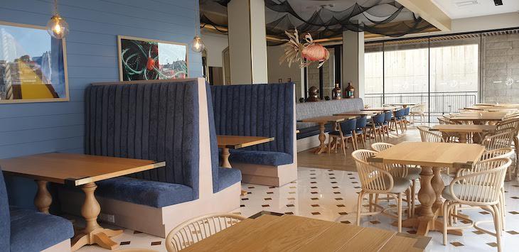 The Golden Catch Restaurantes WOW - Vila Nova de Gaia © Viaje Comigo