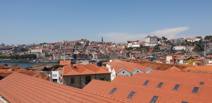Vista do WOW Porto - Vila Nova de Gaia © Viaje Comigo