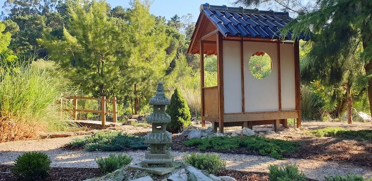 Jardim Japonês da Quinta Japonesa - Caldas da Rainha - Portugal © Viaje Comigo
