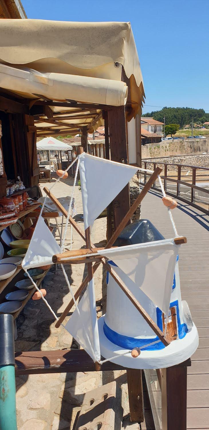 Lojas e comércio nas Salinas de Rio Maior - Portugal © Viaje Comigo