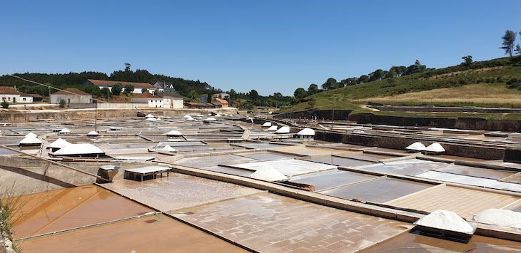 Salinas de Rio Maior - Portugal © Viaje Comigo