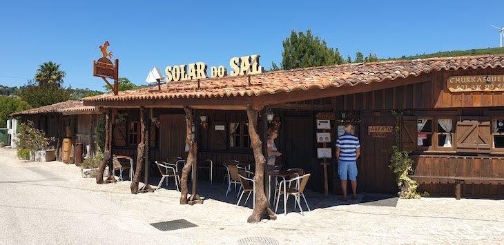 Restaurante Solar do Sal, Salinas de Rio Maior - Portugal © Viaje Comigo