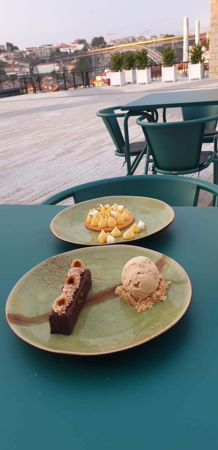 sobremesas Restaurantes WOW - Vila Nova de Gaia © Viaje Comigo