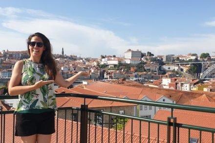 Susana Ribeiro no WOW Porto - Vila Nova de Gaia © Viaje ComigoSusana Ribeiro no WOW Porto - Vila Nova de Gaia © Viaje Comigo