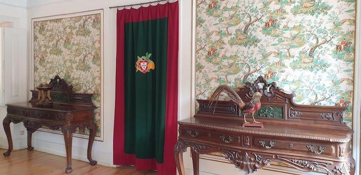 Pavilhão de Caça do Rei D. Carlos - Tapada Nacional de Mafra - Portugal © Viaje Comigo