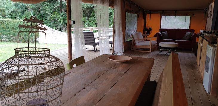 Tenda Ohashi - Quinta Japonesa - Caldas da Rainha - Portugal © Viaje Comigo