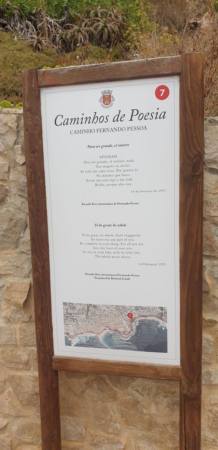 Caminhos da Poesia, Ericeira - Portugal © Viaje Comigo