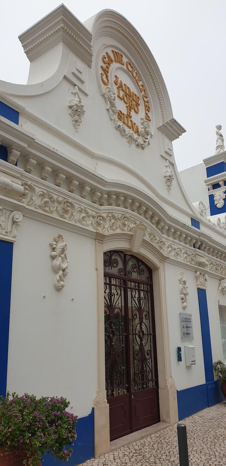 Casa da Cultura Jaime Lobo e Silva, Ericeira - Portugal © Viaje Comigo