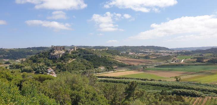 Castelo de Óbidos - Portugal © Viaje Comigo
