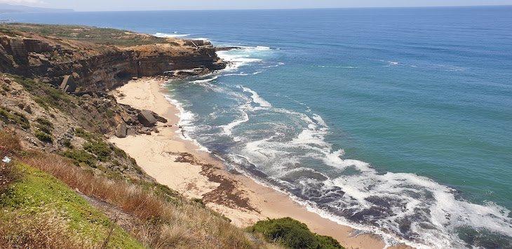 Forte Milreu - Praia Alibaba Ericeira - Portugal © Viaje Comigo