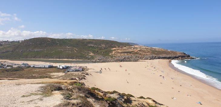 Foz do Lizandro - Ericeira - Mafra - Portugal © Viaje Comigo