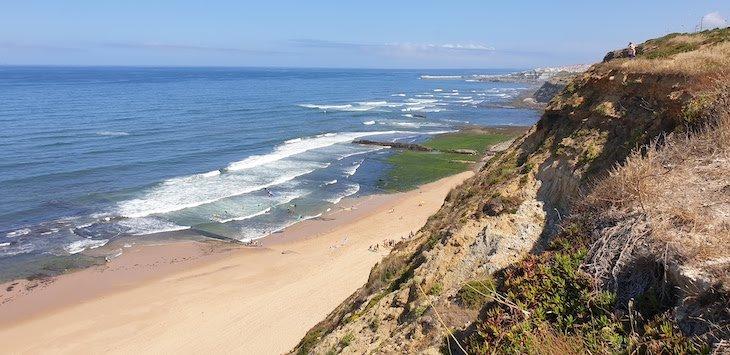 Praia da Foz do Lizandro - Ericeira - Mafra - Portugal © Viaje Comigo