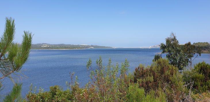 Lagoa de Óbidos, Passeio com Great West, Óbidos - Portugal © Viaje Comigo