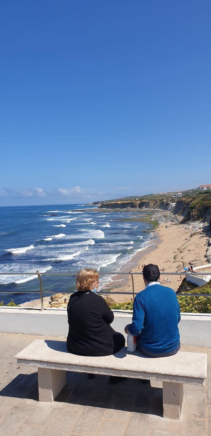 Praia de São Sebastião - Ericeira - Portugal © Viaje Comigo