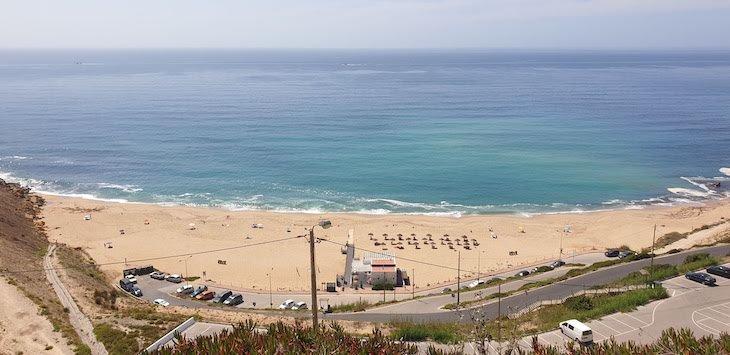 Praia da Calada - Ericeira - Portugal © Viaje Comigo