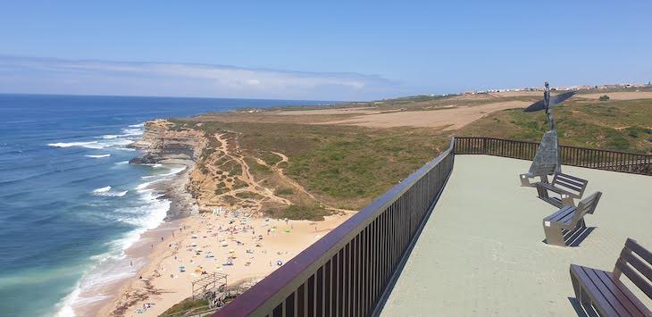 Praia de Ribeira D'Ilhas - Ericeira - Portugal © Viaje Comigo