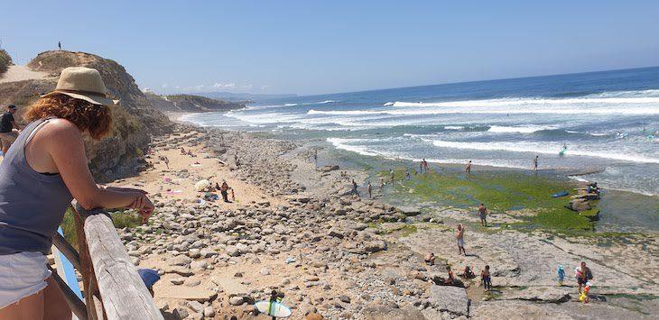 Praia do Matadouro - Ericeira - Mafra - Portugal © Viaje Comigo