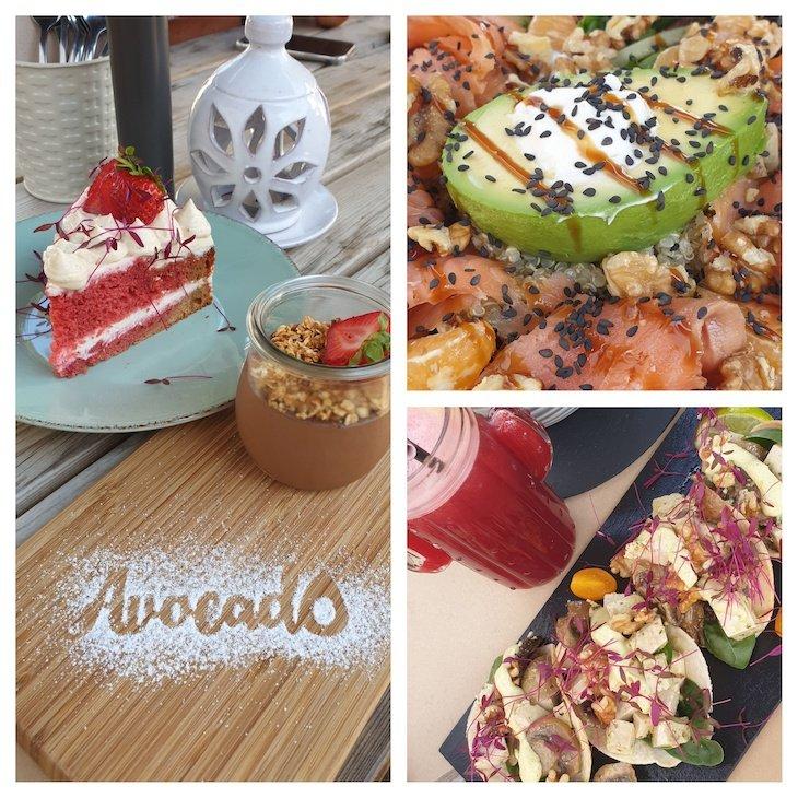 Restaurante Avocado -Óbidos - Portugal @ Viaje Comigo