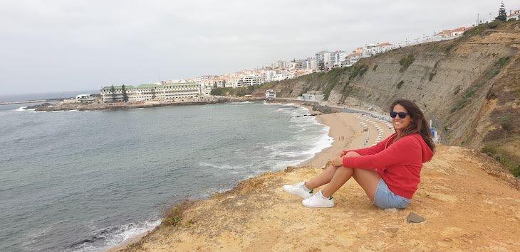 Praia do Sul - Ericeira - Portugal © Viaje Comigo
