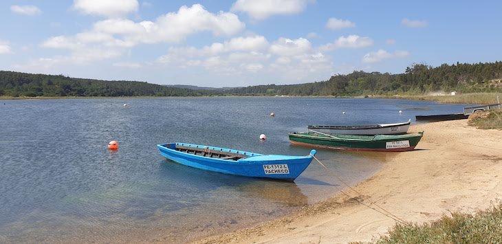 Lago de Óbidos - Portugal © Viaje Comigo