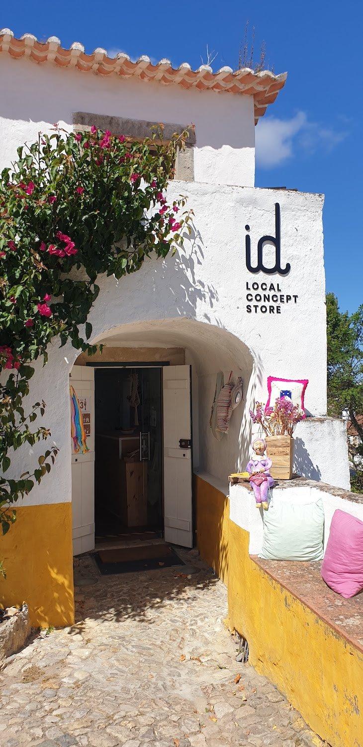 ID Local Concept Store Óbidos - Portugal @ Viaje Comigo
