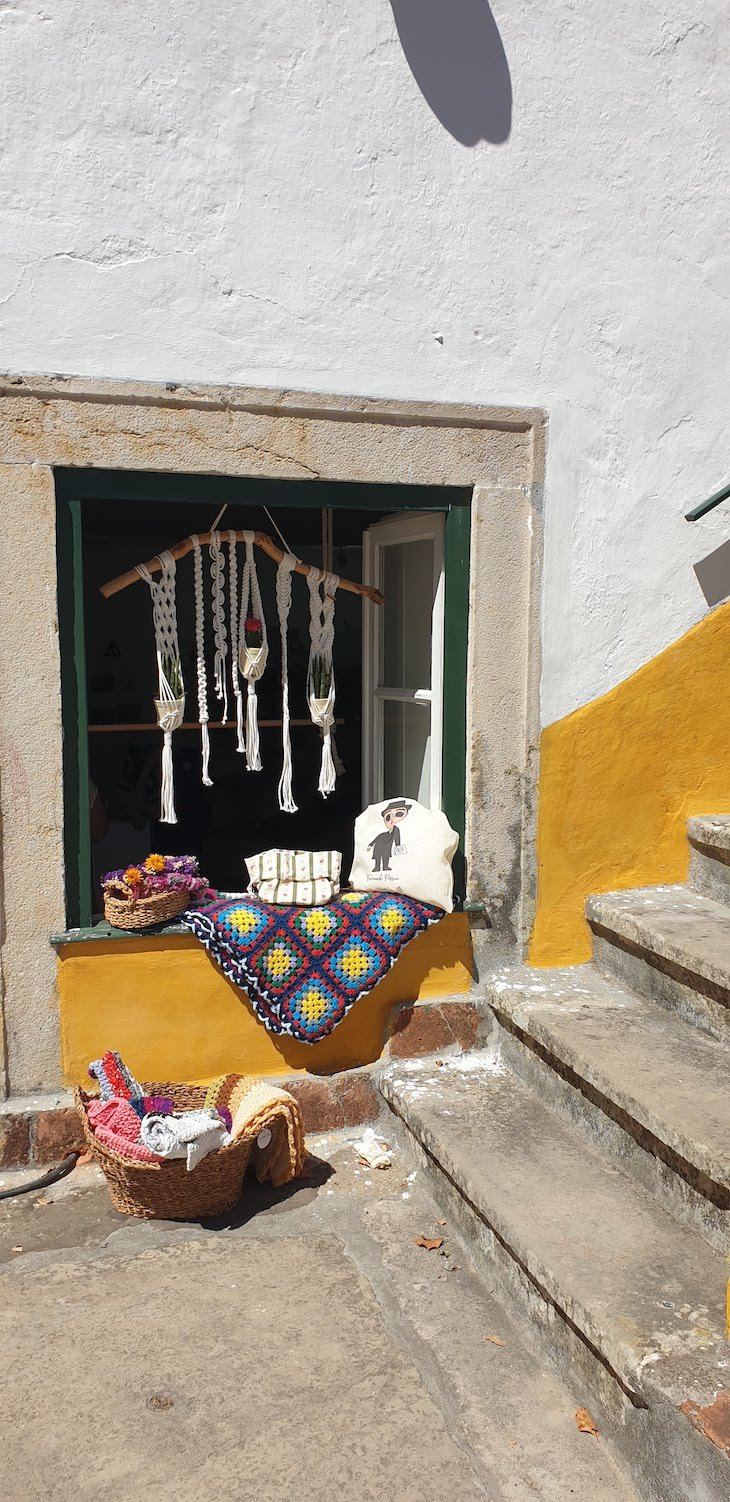 Espaço Ó - ID Local Concept Store Óbidos - Portugal @ Viaje Comigo