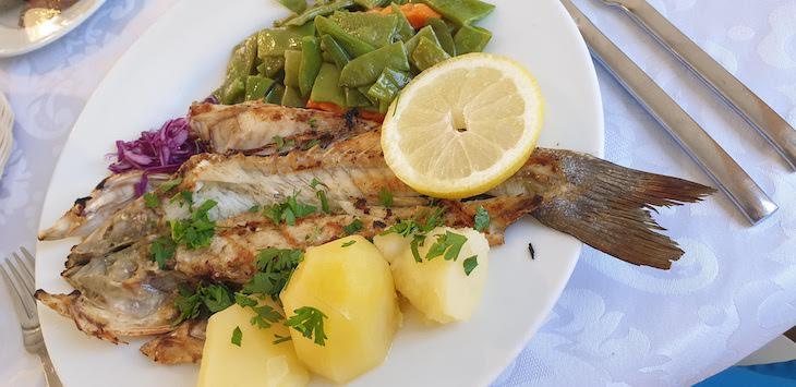 Restaurante Lounge - Óbidos - Portugal © Viaje Comigo