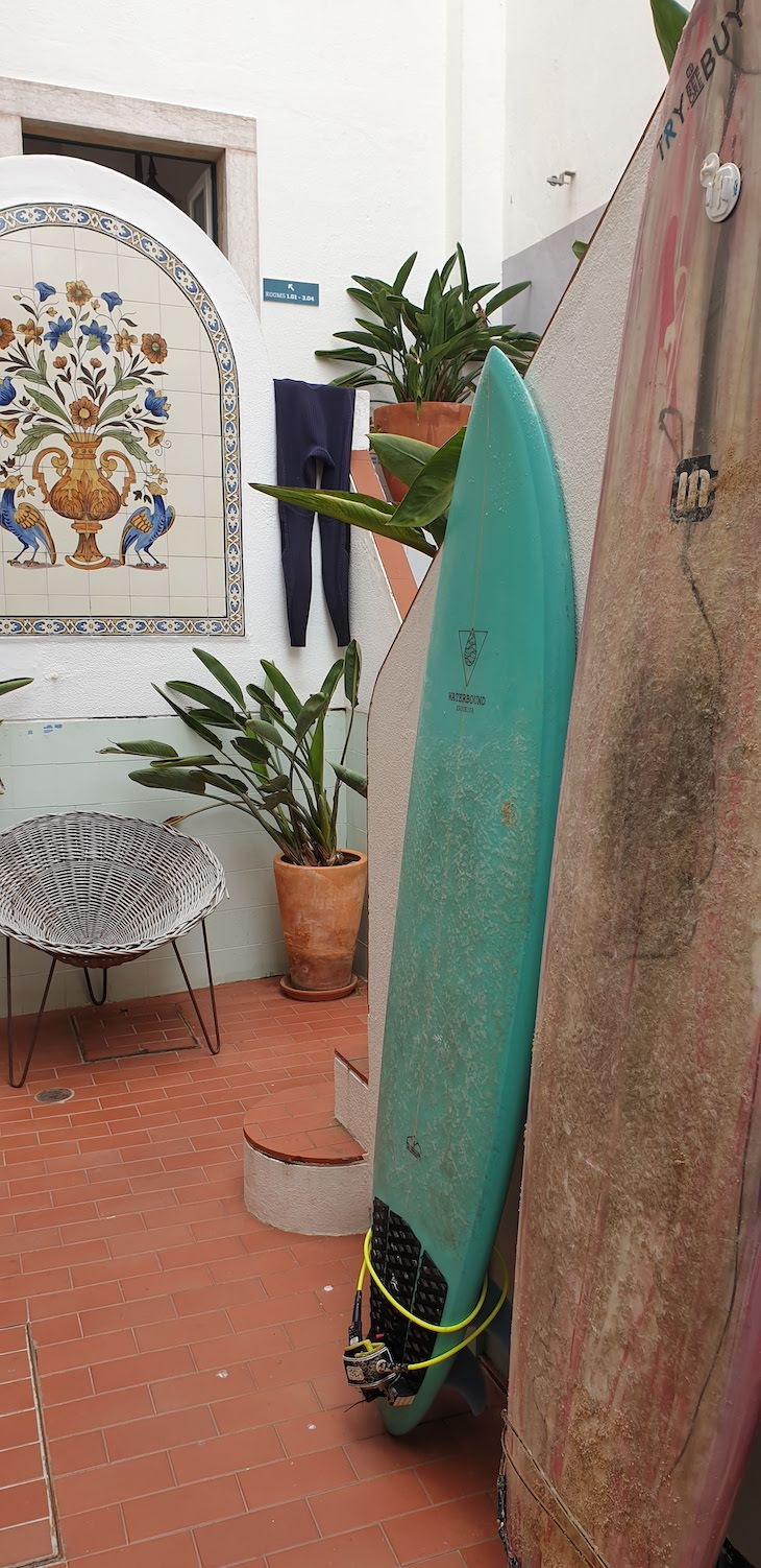Aktion Ericeira Lodge - Portugal © Viaje Comigo