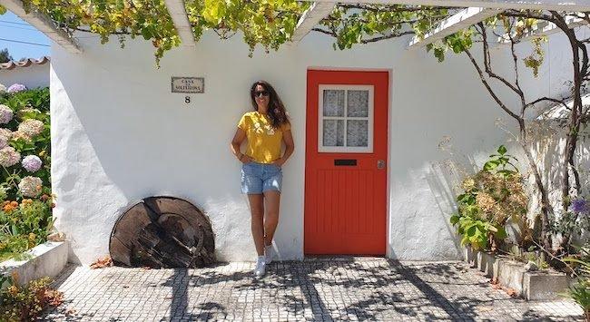 Susana Ribeiro - Casa da Solteirona - passeio com a Great West Obidos - Portugal © Viaje Comigo
