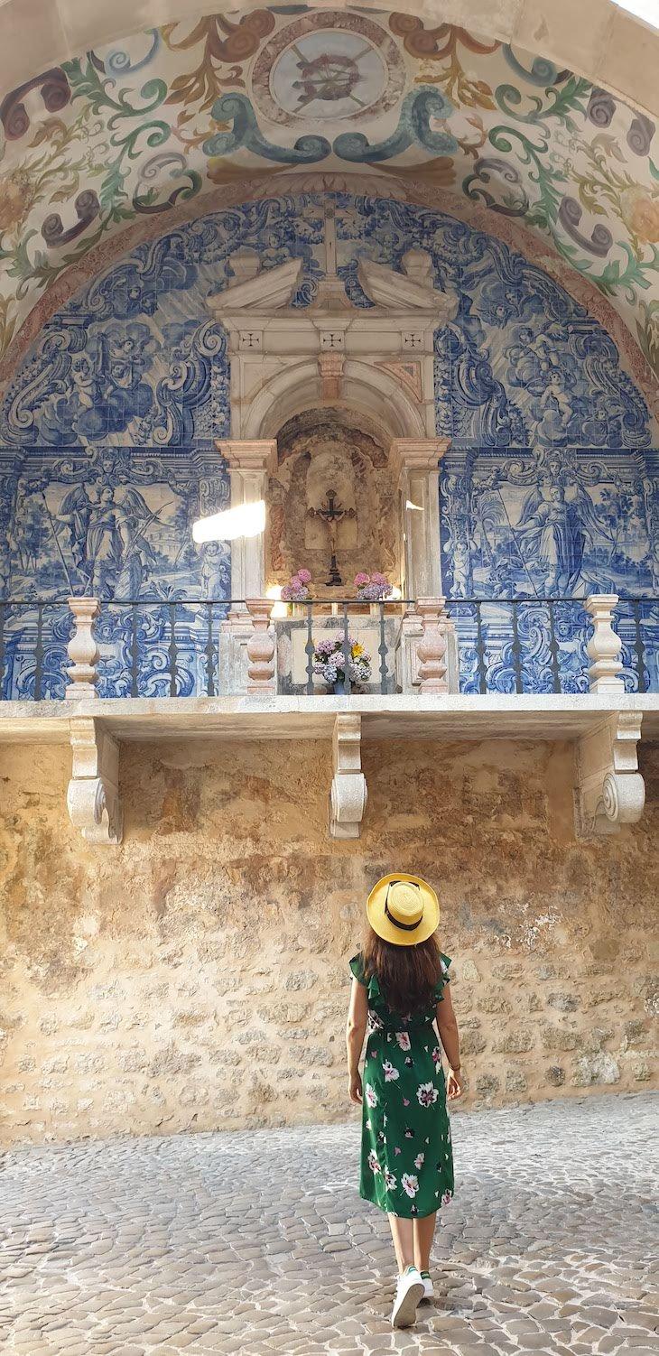 Entrada da Vila - Óbidos - Portugal @ Viaje Comigo