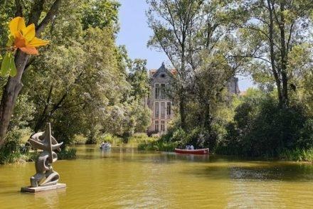 Parque Dom Carlos I - Caldas da Rainha - Portugal © Viaje Comigo